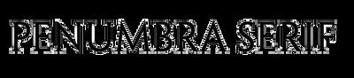 Penumbra Serif