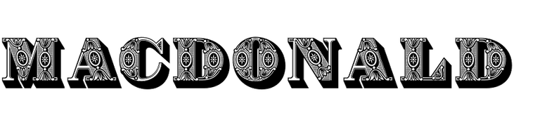 Bodoni Ornamental