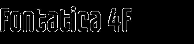 Fontatica 4F