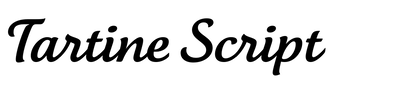 FF Tartine Script