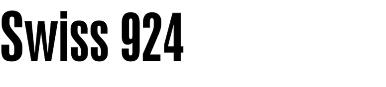 Swiss 924