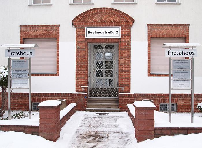 ITC Bauhaus in Dessau