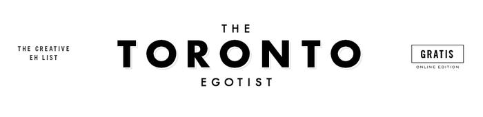 The Toronto Egotist logo
