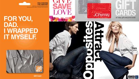The Typographic Monotony of American Retail