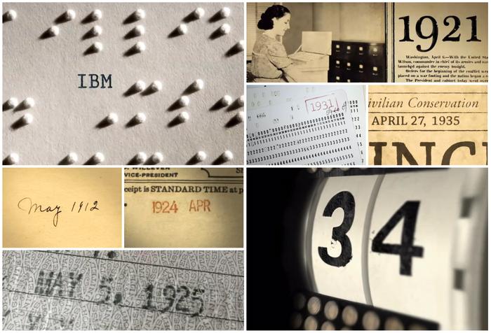 IBM 100x100 Film 1900–1940