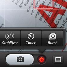 Camera+ iPhone App