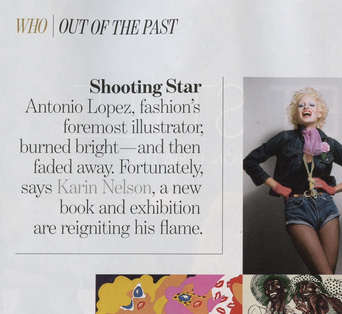 W Magazine, Sept. 2012 - deck