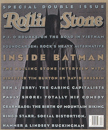 Fred Woodward for Rolling Stone