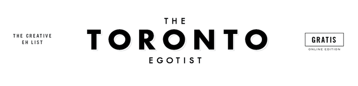 The Toronto Egotist logo