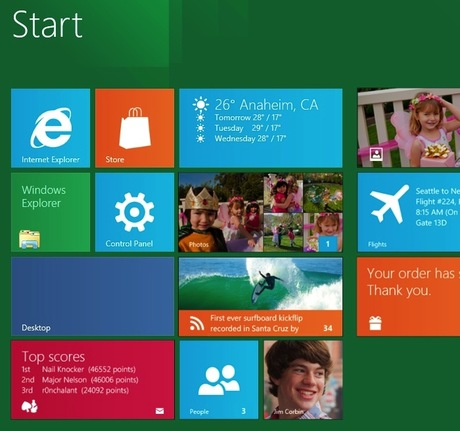 The New Microsoft Logo