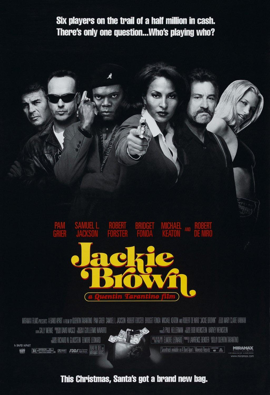 クエンティン・タランティーノ監督のジャッキー・ブラウンという映画