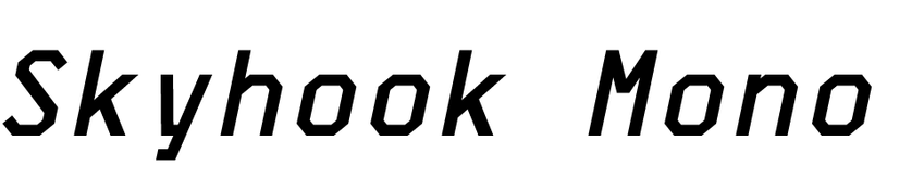Skyhook Mono