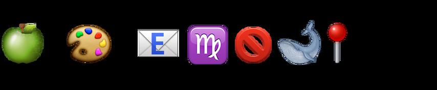 Apple Color Emoji