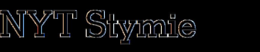 NYT Stymie