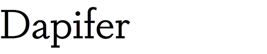 Dapifer