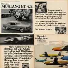 """Ads of the """"Mad Men"""" Era"""