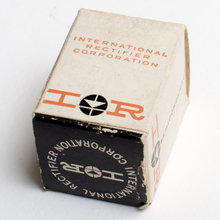 International Rectifier Corporation box