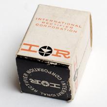 International Rectifier Corporation box