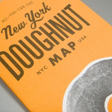 New York Doughnut Map