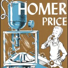 <cite>Homer Price</cite> book cover