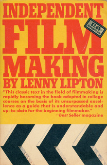 <cite>Independent Film Making</cite> book cover