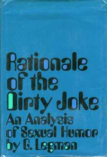 <cite>Rationale of the Dirty Joke<cite> by G. Leman