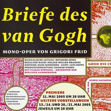 <cite>Briefe des van Gogh</cite>