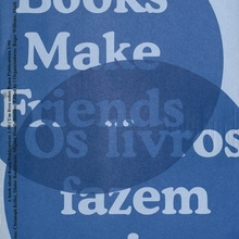 <cite>Books Make Friends</cite>