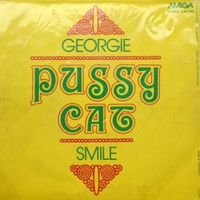 <cite>Georgie/Smile</cite> by Pussycat