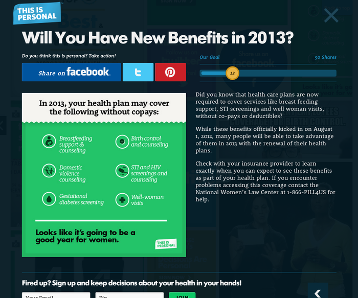 Will You Have New Benefits in 2013    This Is
