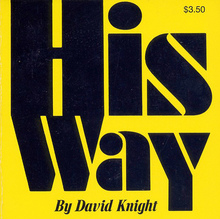 <cite>His Way</cite> book cover