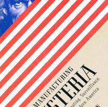<cite>Manufacturing Hysteria</cite> book cover