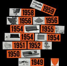 Herman Miller ad: <cite>Timeline</cite>