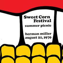 Sweet Corn Festival: Herman Miller Summer Picnic, 1970