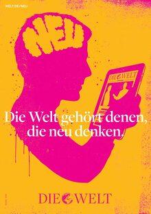 <cite>Die Welt</cite> poster campaign