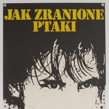 <cite>Jak Zranione Ptaki</cite> movie poster