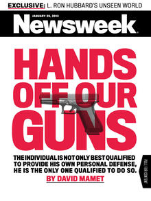 <cite>Newsweek</cite> – Jan 25, 2013