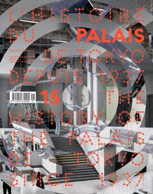 Palais de Tokyo rebrand