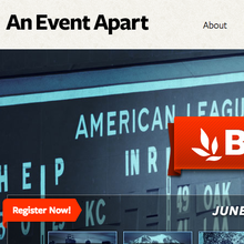 An Event Apart