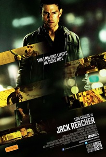 <cite>Jack Reacher</cite> Movie Posters