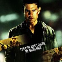 <cite>Jack Reacher</cite> Movie Posters