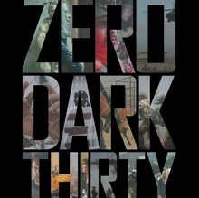 <cite>Zero Dark Thirty</cite> Movie Posters