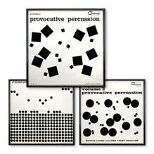 <cite>Provocative Percussion</cite> Series from Command Records