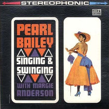 <cite>Pearl Bailey Singing and Swinging With Margie Anderson</cite>