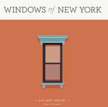 Windows of New York