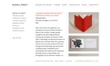 Russell Maret Website