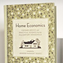 <cite>Home Economics</cite> by Jennifer McKnight Trontz