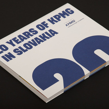 <cite>20 Years of KPMG</cite>