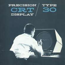 Digital Precision CRT Display Type 30 Manual