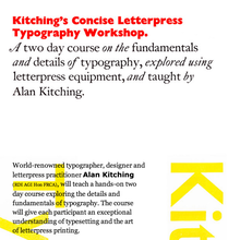 The Typography Workshop